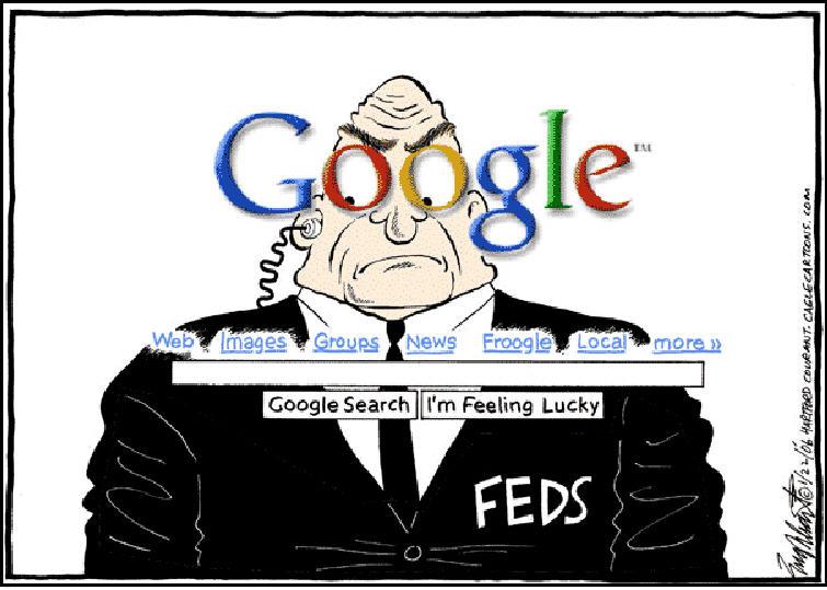 Google Preguntas sobre la privacidad